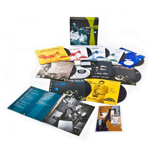 Miles Davis Miles Davis - The Complete Prestige 10-inch Lp Collection (box) miles davis miles davis birth of the cool