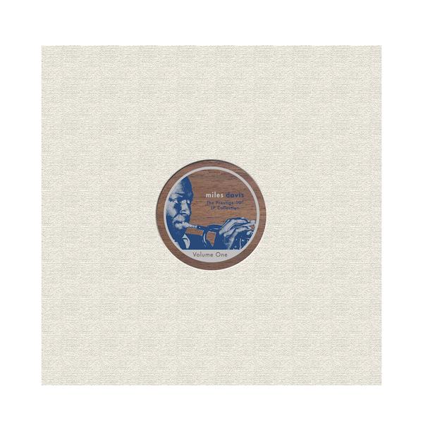 MILES DAVIS MILES DAVIS - THE PRESTIGE 10-INCH LP COLLECTION (BOX) davis 6316ceu
