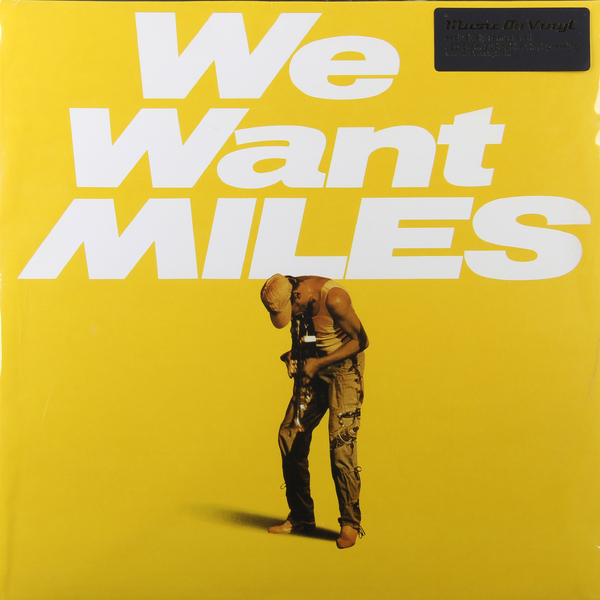 все цены на  MILES DAVIS MILES DAVIS - WE WANT MILES (2 LP, 180 GR)  в интернете