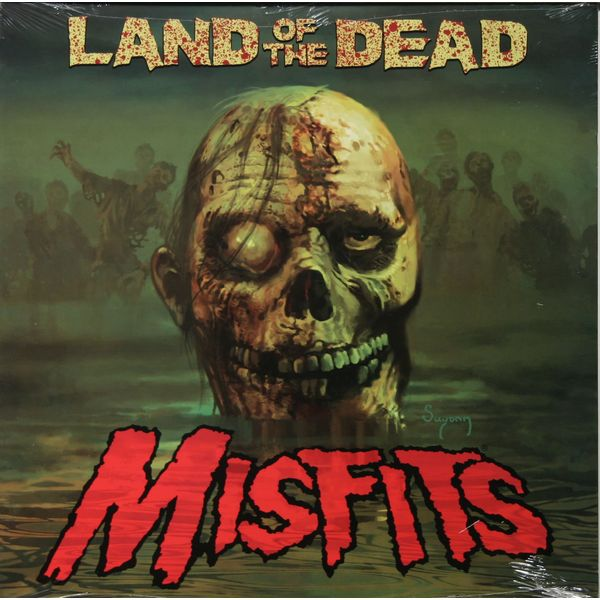 MISFITS MISFITS - LAND OF THE DEAD