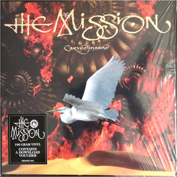 Mission Mission - Carved In Sand
