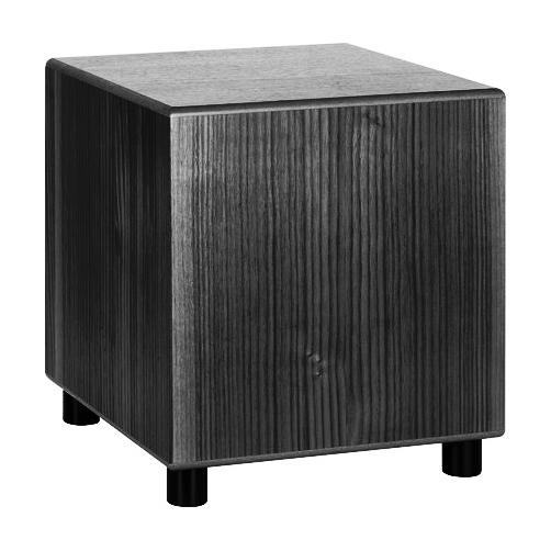 Активный сабвуфер MJ Acoustics Pro 80 MKI Black Ash акустика центрального канала vienna acoustics theatro piano black