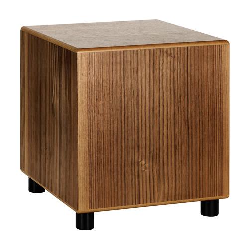 Активный сабвуфер MJ Acoustics Pro 80 MKI Walnut активный сабвуфер mj acoustics pro 100 mkii walnut