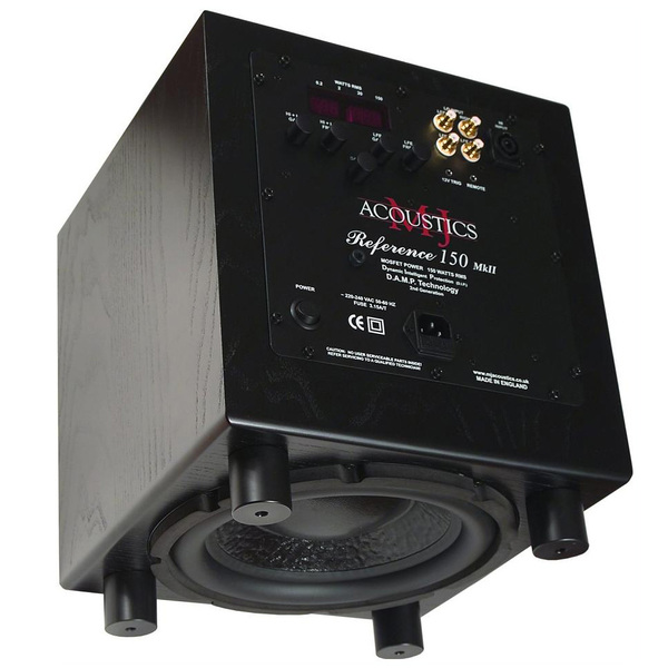 Активный сабвуфер MJ Acoustics Reference 150 MKII Black