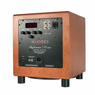 Активный сабвуфер MJ Acoustics Reference 150 MKII Cherry активный сабвуфер mj acoustics pro 100 mkii walnut