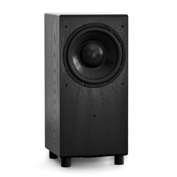 Активный сабвуфер MJ Acoustics Reference 210 Black Ash