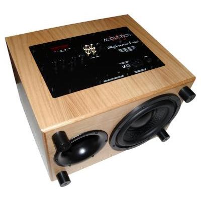 цены  Активный сабвуфер MJ Acoustics Reference I MKIII Black Ash