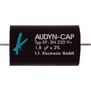 Конденсатор IntertechnikКонденсатор<br>Размер: D=15,1 мм, L=38 мм. Обращаем ваше внимание: внешний вид конденсаторов может меняться в зависимости от поставки.<br>