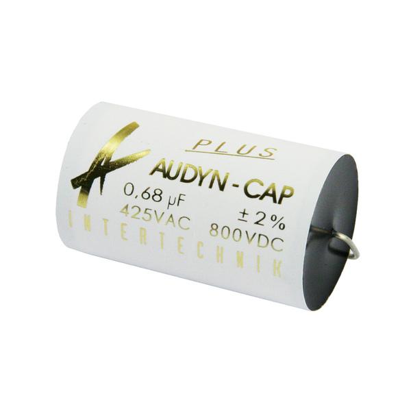 все цены на  Конденсатор Intertechnik MKP  Audyn Cap MKP Plus 800 VDC 0.68 uF  онлайн