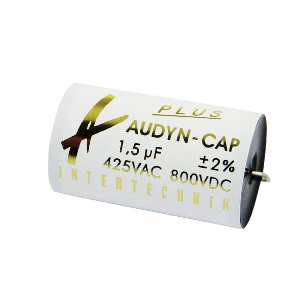 все цены на  Конденсатор Intertechnik MKP  Audyn Cap MKP Plus 800 VDC 1.5 uF  онлайн