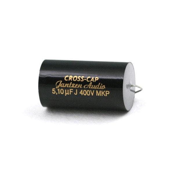 Конденсатор Jantzen MKP  Cross Cap 400V 5.1 uF конденсаторы 330 мкф 400 в