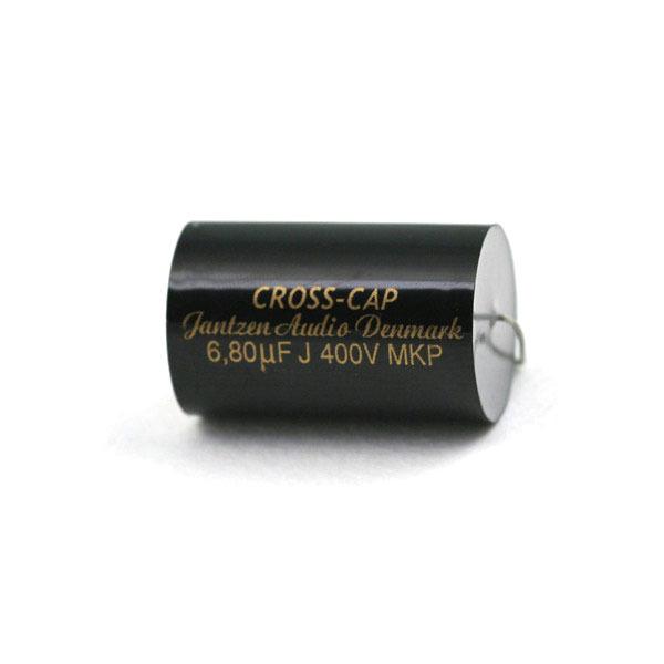 Конденсатор Jantzen MKP  Cross Cap 400V 6.8 uF конденсаторы 330 мкф 400 в