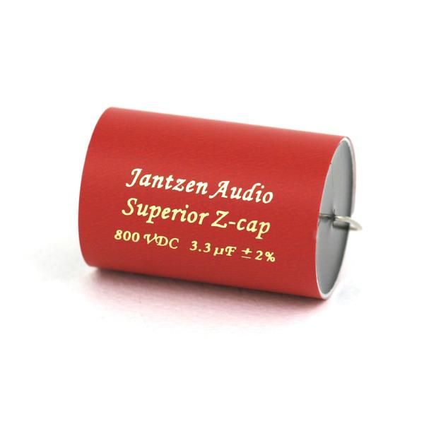 Конденсатор Jantzen MKP  Superior Z-Cap 800 VDC 2% 3.3 uF конденсатор jantzen mkp superior z cap 800 vdc 2% 18 uf