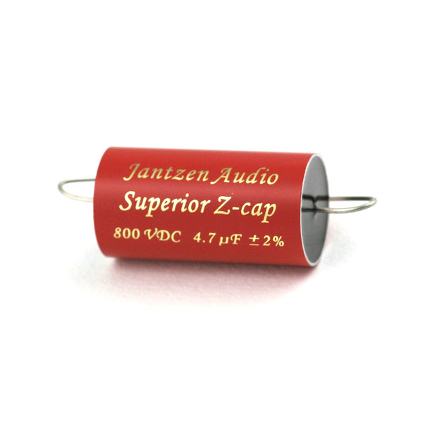 Конденсатор Jantzen MKP  Superior Z-Cap 800 VDC 2% 4.7 uF конденсатор jantzen mkp superior z cap 800 vdc 2% 18 uf