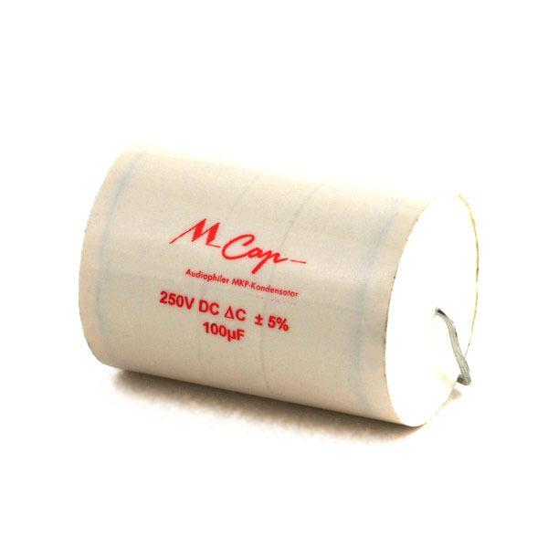 Конденсатор Mundorf MKP  MCap 250 VDC 100 uF конденсатор audiocore red line 250 vdc 15 uf
