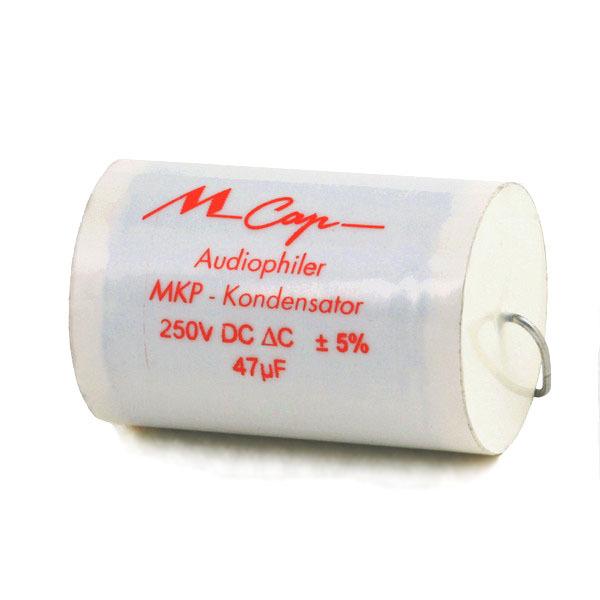 Конденсатор MundorfКонденсатор<br>Напряжение, В: 250; Размер, мм: 37 * 54; Ёмкость, мкФ: 47<br>