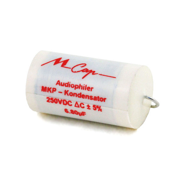 Конденсатор Mundorf MKP  MCap 250 VDC 6.8 uF конденсатор audiocore red line 250 vdc 15 uf