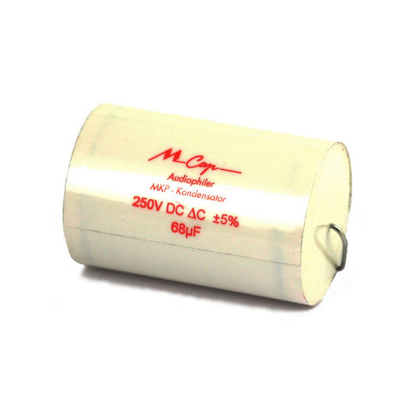 Конденсатор Mundorf MKP  MCap 250 VDC 68 uF конденсатор audiocore red line 250 vdc 15 uf