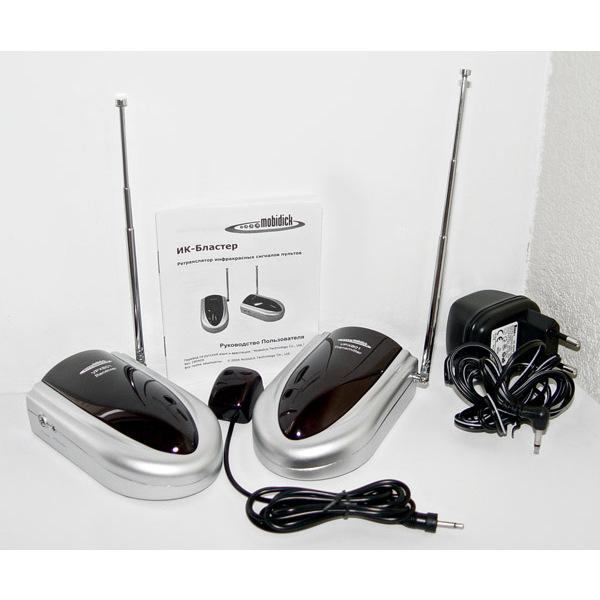 Радиоретранслятор ИК сигнала Mobidick VPXB01 от Audiomania