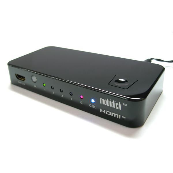HDMI коммутатор Mobidick