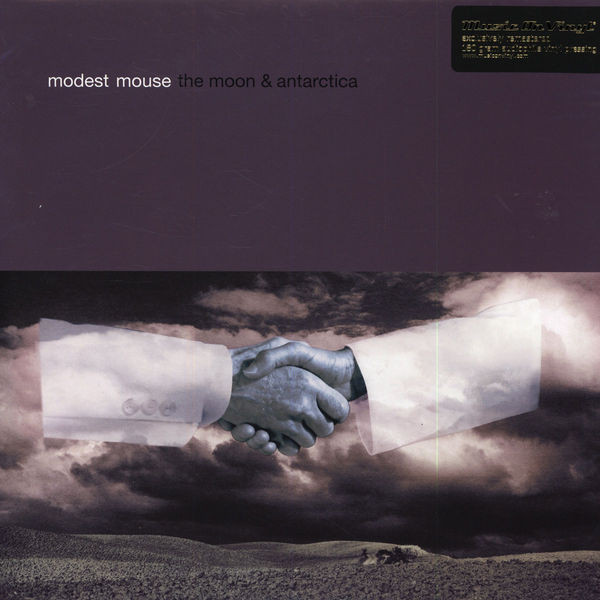 MODEST MOUSE MODEST MOUSE - THE MOON AND ANTARTICA (2 LP)