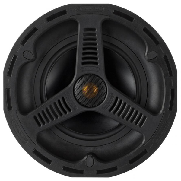 """Влагостойкая встраиваемая акустика Monitor AudioВлагостойкая встраиваемая акустика<br>Акустическая система для встраивания в стену, 2 полосы, 3 динамика: НЧ 6,5"""", ВЧ 1"""", импеданс 8 Ом, диапазон частот: 60 Гц – 30 кГц, чувствительность 88 дБ, габариты  250 мм, масса 2 кг.<br>"""
