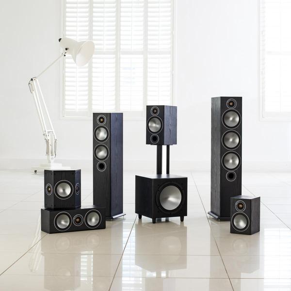 Специальная тыловая акустика Monitor Audio от Audiomania
