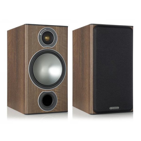Полочная акустика Monitor Audio Bronze 2 Walnut напольная акустика pmc twenty5 24 walnut