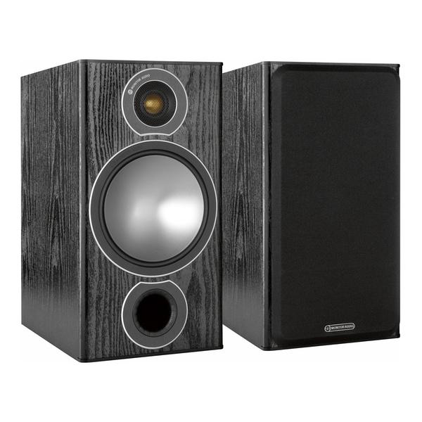 Полочная акустика Monitor Audio Bronze 2 Black Oak