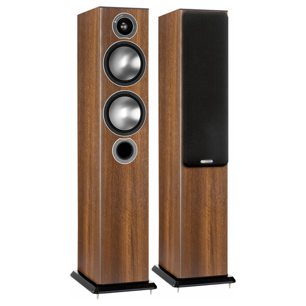 Напольная акустика Monitor Audio Bronze 5 Walnut dali opticon 5 walnut