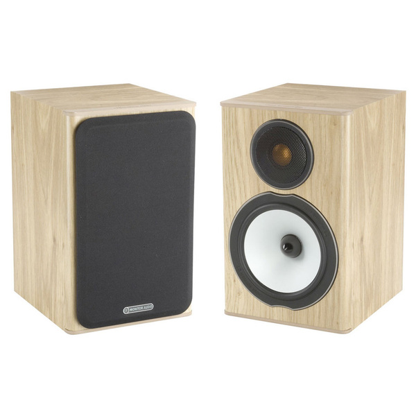 Monitor Audio Bronze BX1 Natural Oak