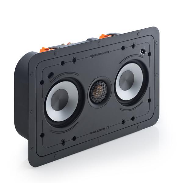 Встраиваемая акустика Monitor Audio CP-WT140LCR (1 шт.) monitor audio cp wt150 встраиваемая акустическая система grey