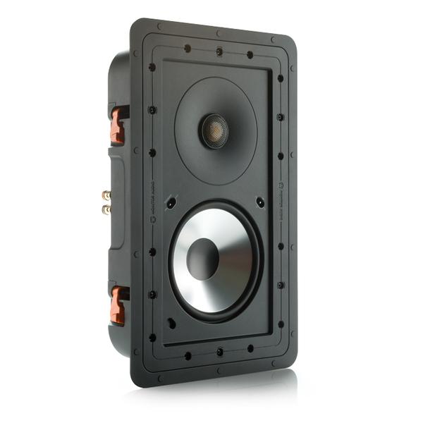 Встраиваемая акустика Monitor AudioВстраиваемая акустика<br>Встраиваемая акустическая система с возможностью коррекции звучания, 2 полосы, 2 динамика: ВЧ 25 мм, НЧ 152 мм, сопротивление 6 Ом, чувствительность 88 дБ, диапазон частот 66 Гц – 25 кГц, монтажное отверстие 381 х 228 х 96 мм.<br>