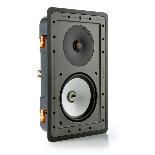Встраиваемая акустика Monitor Audio CP-WT380 (1 шт.) monitor audio cp wt150 встраиваемая акустическая система grey
