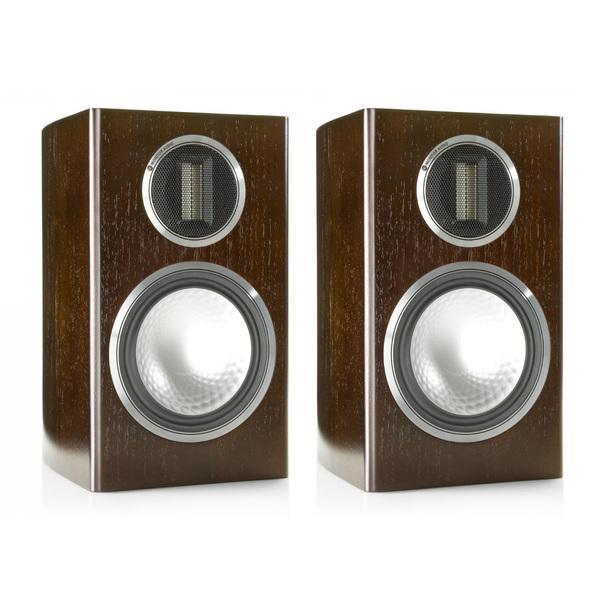 Полочная акустика Monitor Audio Gold 100 Dark Walnut напольная акустика pmc twenty5 24 walnut