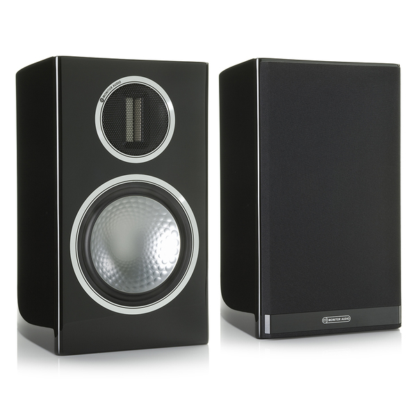 Полочная акустика Monitor Audio Gold 100 Piano Black monitor audio gold series fx piano black