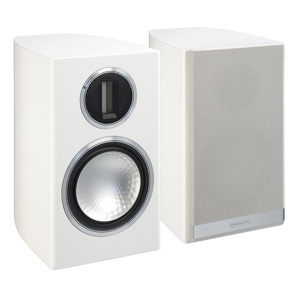 Полочная акустика Monitor Audio Gold 100 Piano White акустика центрального канала vienna acoustics theatro piano black