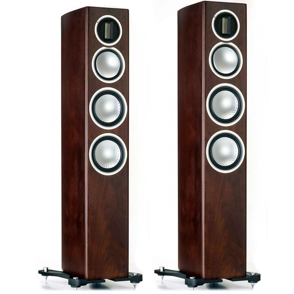 Напольная акустика Monitor Audio Gold 300 Dark Walnut monitor audio gold gx200