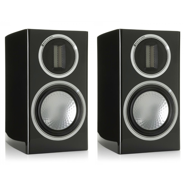 Полочная акустика Monitor Audio Gold 50 Piano Black monitor audio gold series fx piano black