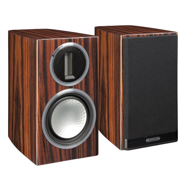 Полочная акустика Monitor Audio Gold 50 Piano Ebony напольная акустика monitor audio gold 200 piano white