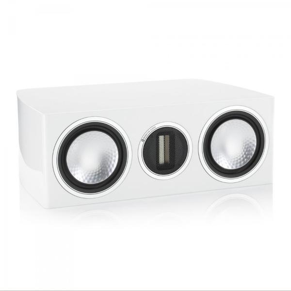 Центральный громкоговоритель Monitor Audio Gold C150 Piano White центральный громкоговоритель monitor audio gold c150 piano black