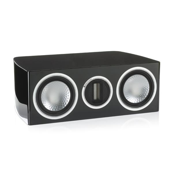 Центральный громкоговоритель Monitor Audio Gold C150 Piano Black центральный громкоговоритель monitor audio gold c150 piano black