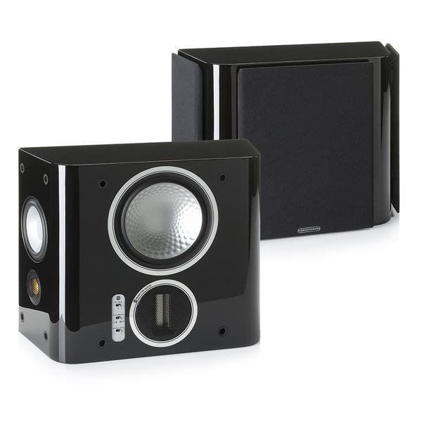 Специальная тыловая акустика Monitor Audio Gold FX Piano Black центральный громкоговоритель monitor audio gold c150 piano black