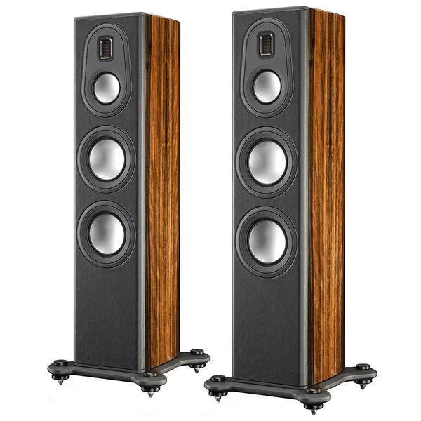 Напольная акустика Monitor Audio Platinum PL200 II Ebony eset nod32 антивирус platinum edition 3пк 2года
