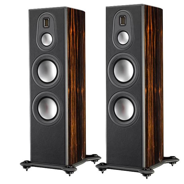 Напольная акустика Monitor Audio Platinum PL300 II Ebony eset nod32 антивирус platinum edition 3пк 2года