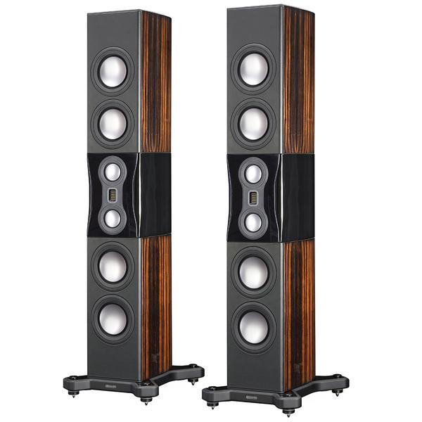 Напольная акустика Monitor Audio Platinum PL500 II Ebony eset nod32 антивирус platinum edition 3пк 2года