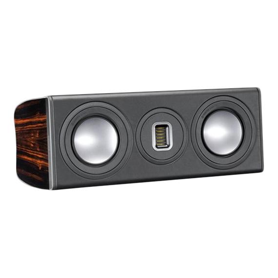 Центральный громкоговоритель Monitor Audio Platinum PLC150 II Ebony акустика центрального канала proac response dmonitor r ebony