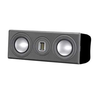 Центральный громкоговоритель Monitor Audio Platinum PLC150 II Black Gloss акустика центрального канала mt power elegance center black