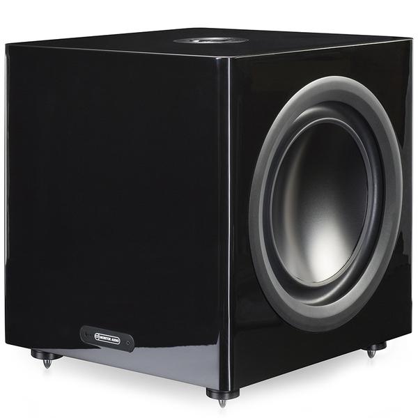 Активный сабвуфер Monitor Audio Platinum PLW215 II Black Gloss eset nod32 антивирус platinum edition 3пк 2года