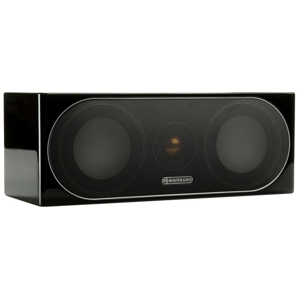Центральный громкоговоритель Monitor Audio Radius 200 High Gloss Black акустика центрального канала audio physic classic center glass black high gloss